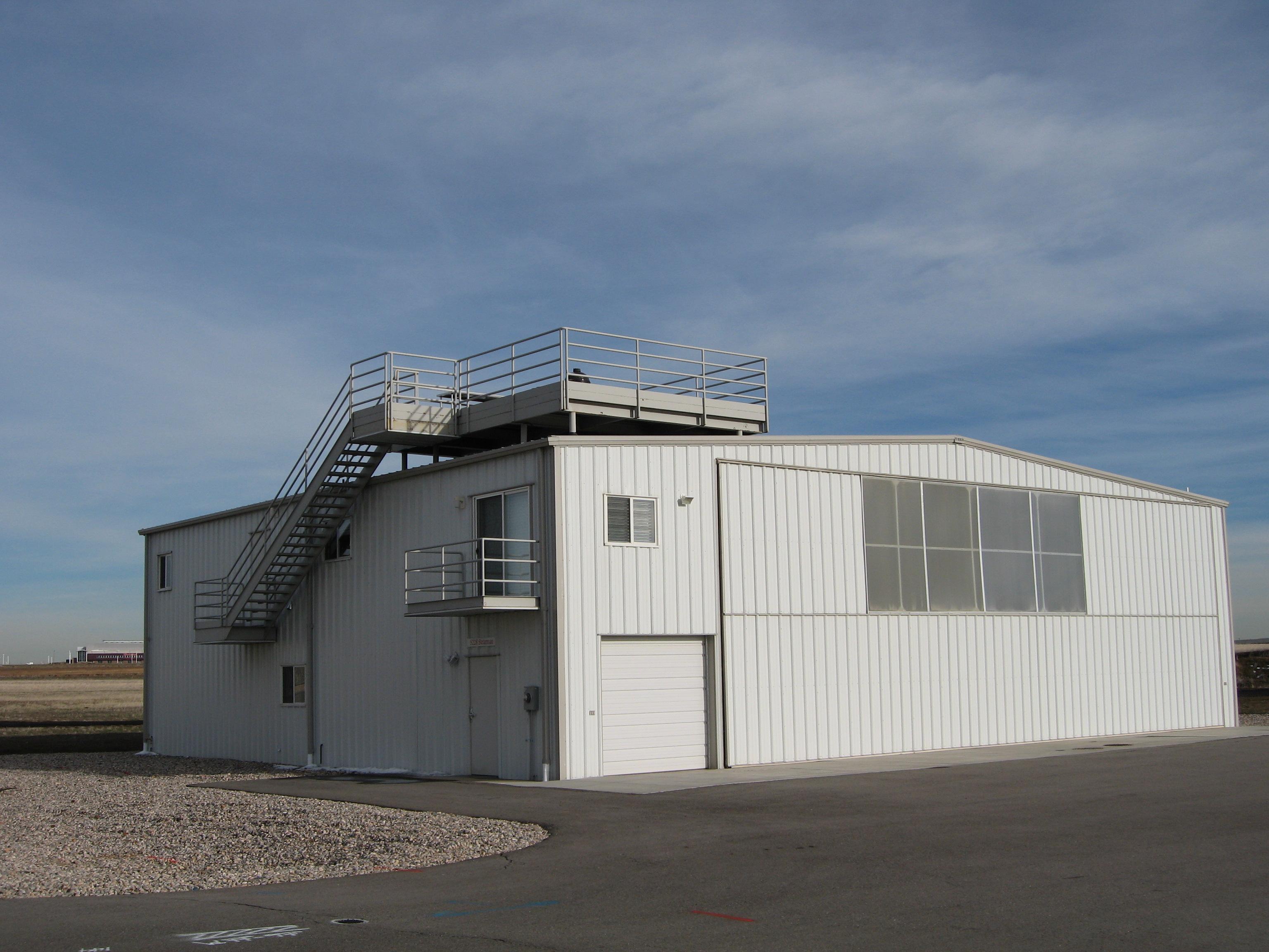 Steel buildings clark enterprises construction company for Modern metal buildings